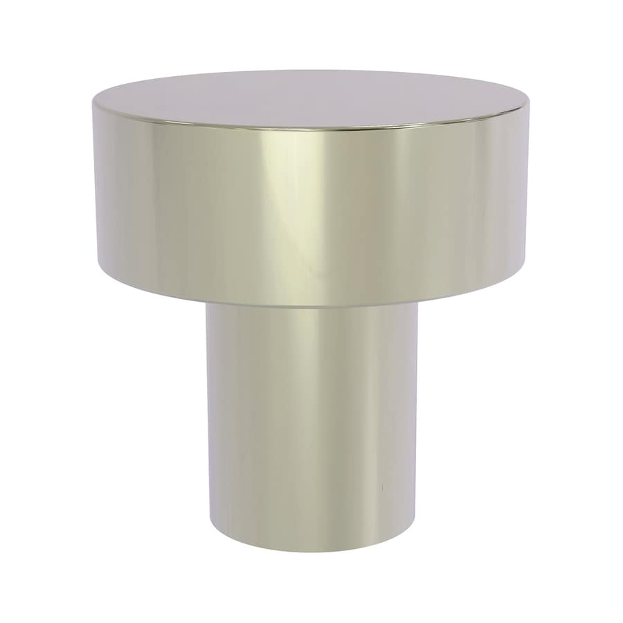 Allied Brass Polished Nickel Round Cabinet Knob