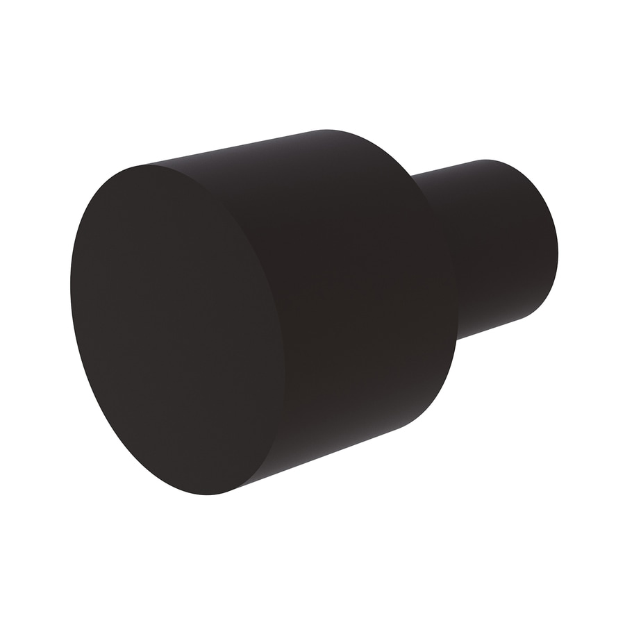 Allied Brass Allied Brass Oil-Rubbed Bronze Round Cabinet Knob