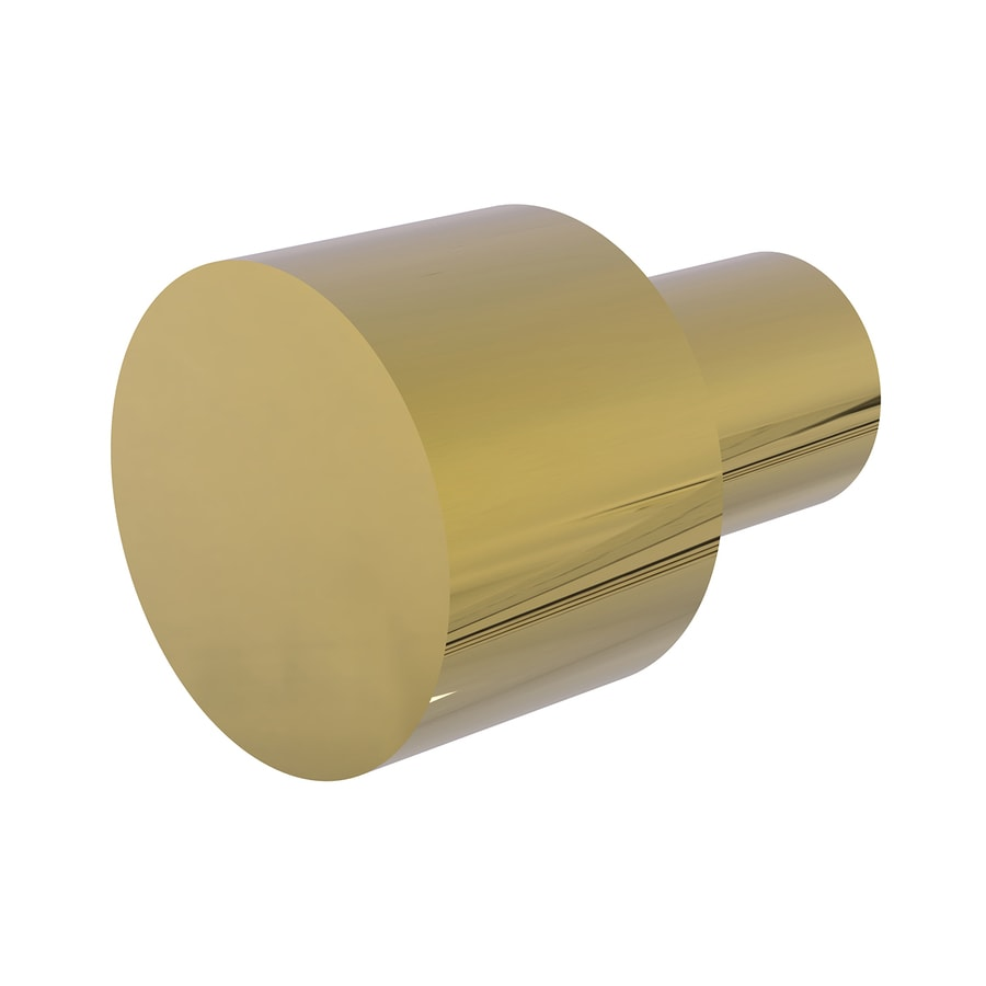 Allied Brass Allied Brass Polished Brass Round Cabinet Knob