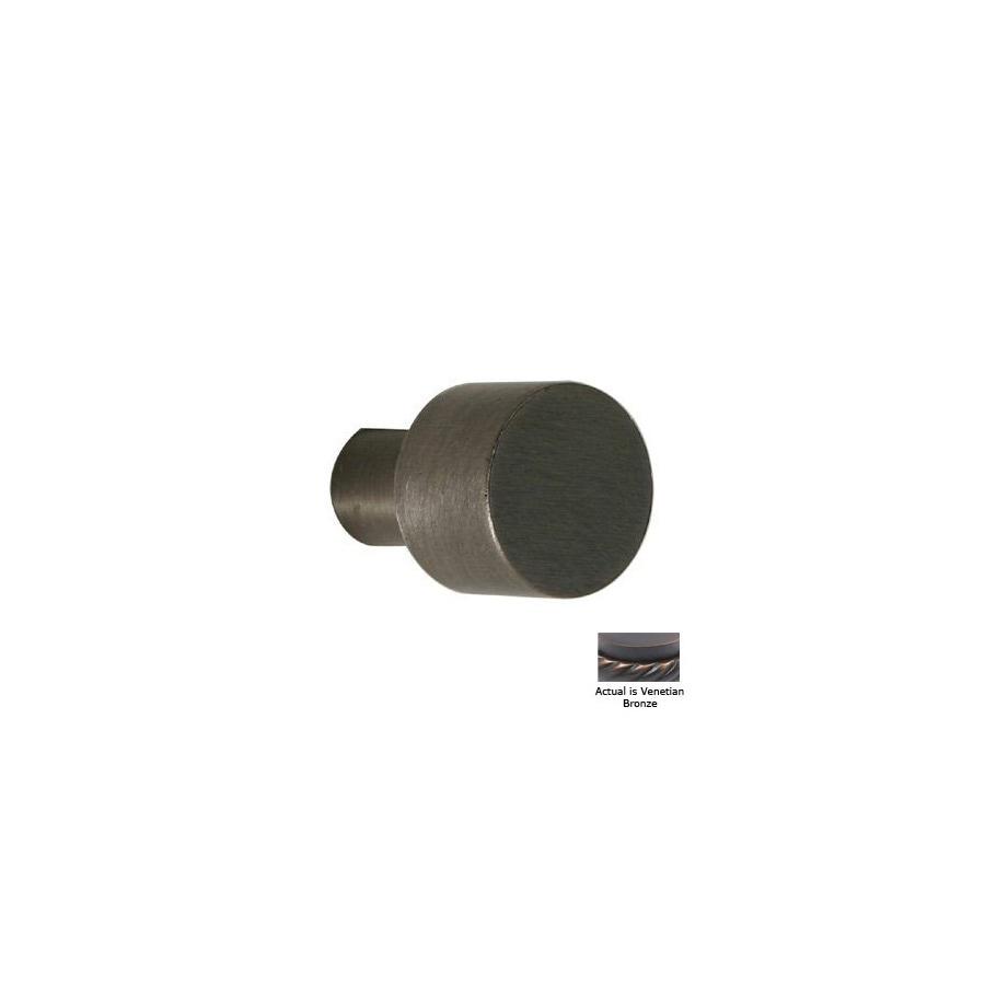 Allied Brass Venetian Bronze Round Cabinet Knob