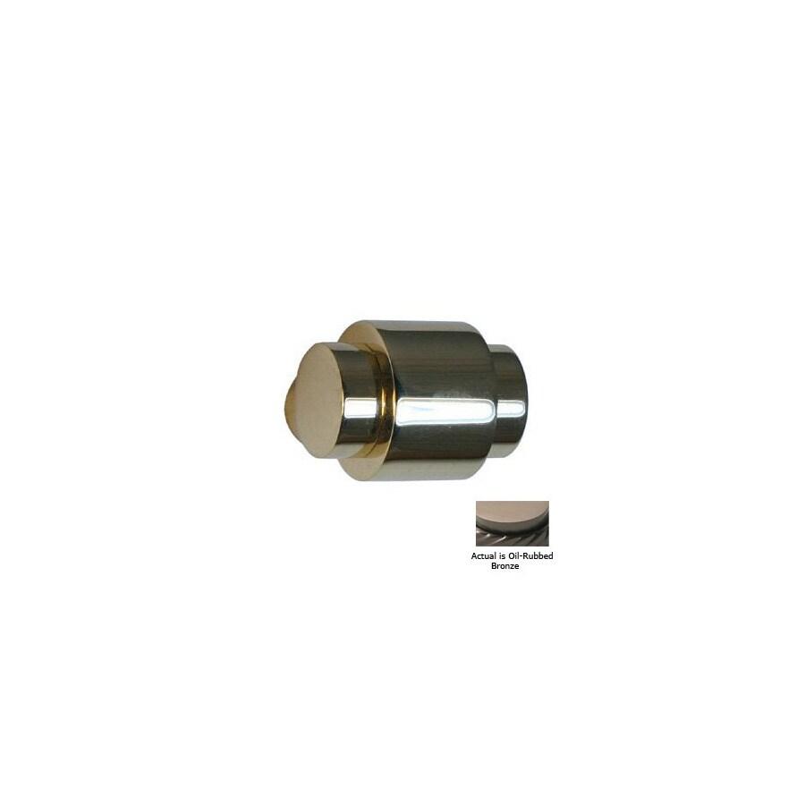 Allied Brass Allied Brass Oil-Rubbed Bronze Round Cabinet Knob