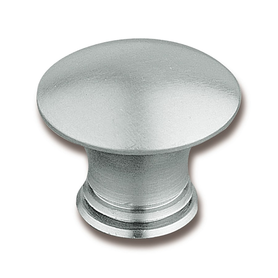 Sugatsune Shield Satin Stainless Steel Mushroom Cabinet Knob
