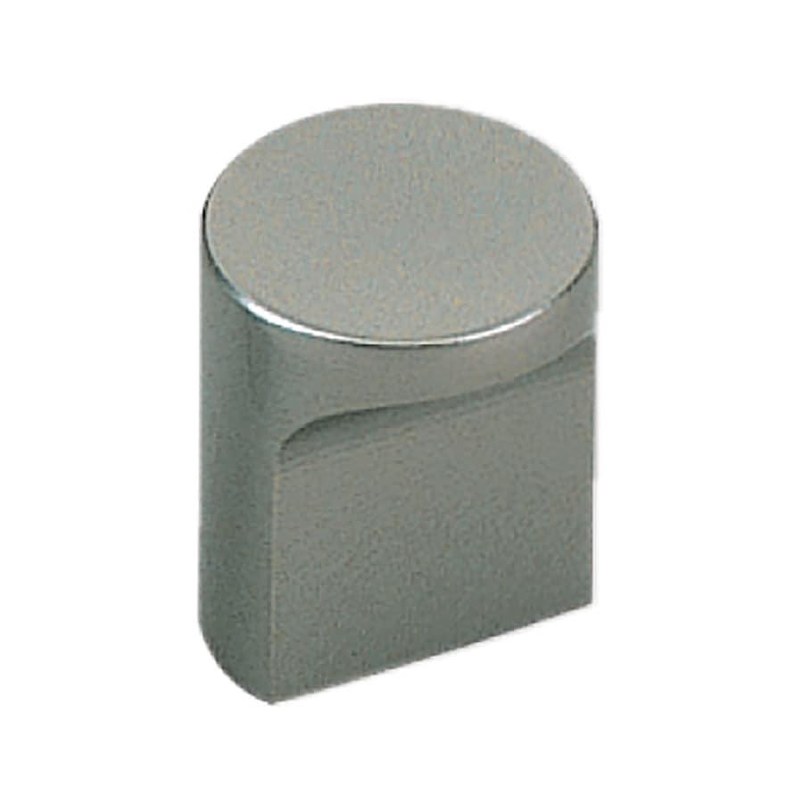 Sugatsune Sentinel Satin Nickel Round Cabinet Knob