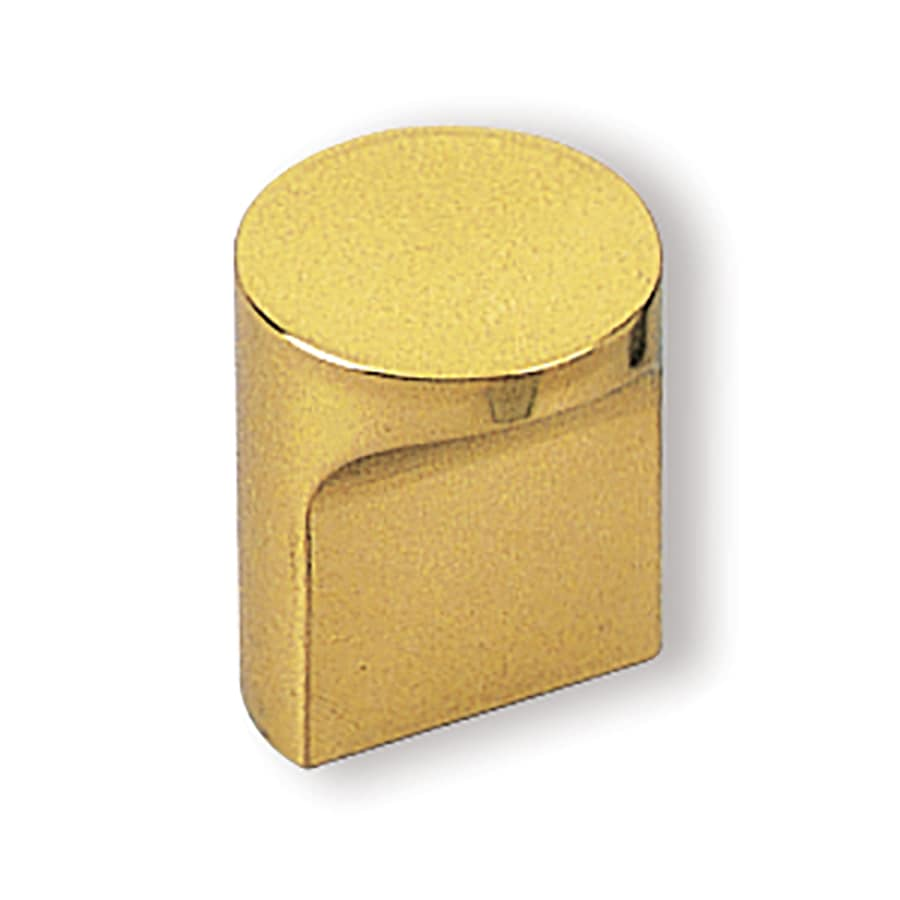 Sugatsune Modern Brass Polished Brass Novelty Cabinet Knob