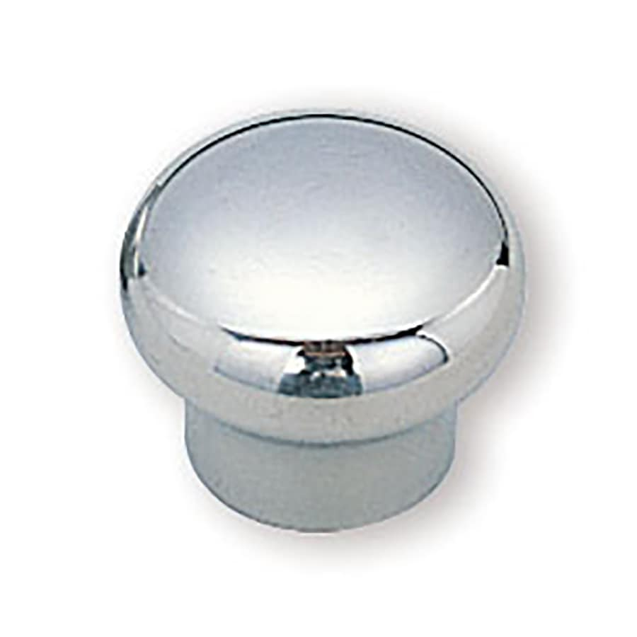 Sugatsune Shield Mirror Mushroom Cabinet Knob