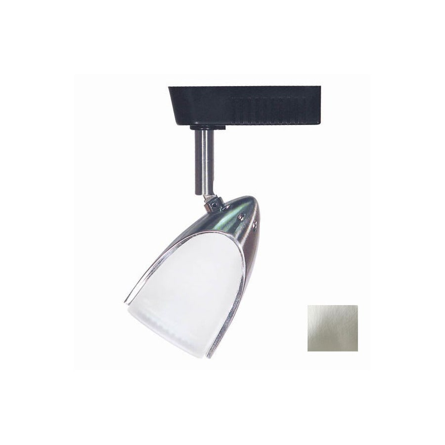 Cal Lighting Brushed Steel 3-Wire Connection Linear Track