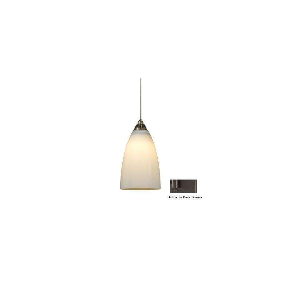 Cal Lighting LED Dark Bronze Bullet Linear Track Lighting Pendant