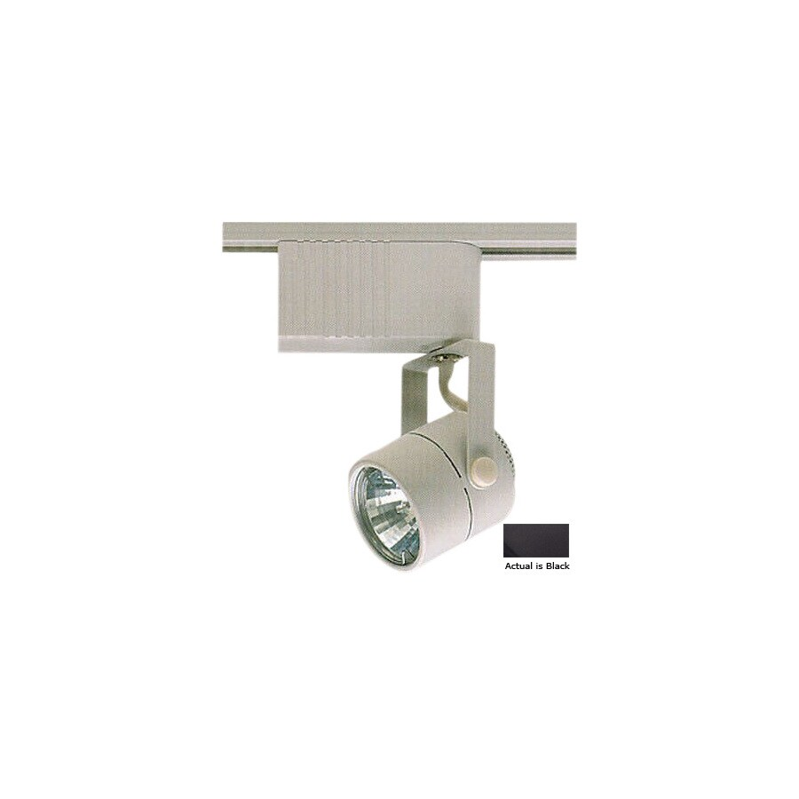 PLC Lighting Black 2-Wire Connection Pinhole Linear Track