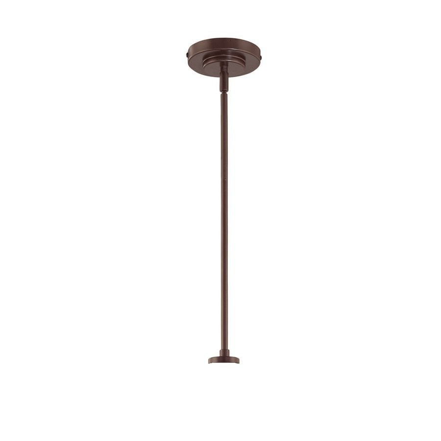 Kendal Lighting 2.2-in Oil Rubbed Bronze Wrought Iron Mini Pendant