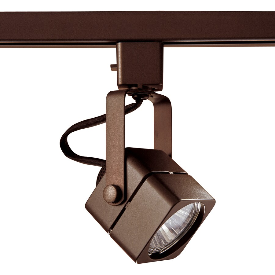 Kendal Lighting 1-Light Dimmable Oil Rubbed Bronze Pinhole Linear Track Lighting Head