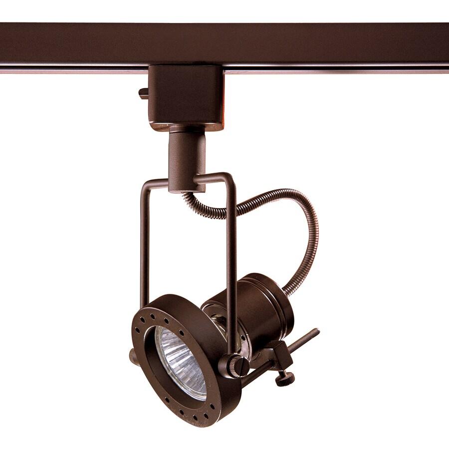 kendal lighting oil rubbed bronze gimbal linear track lighting head bronze track lighting