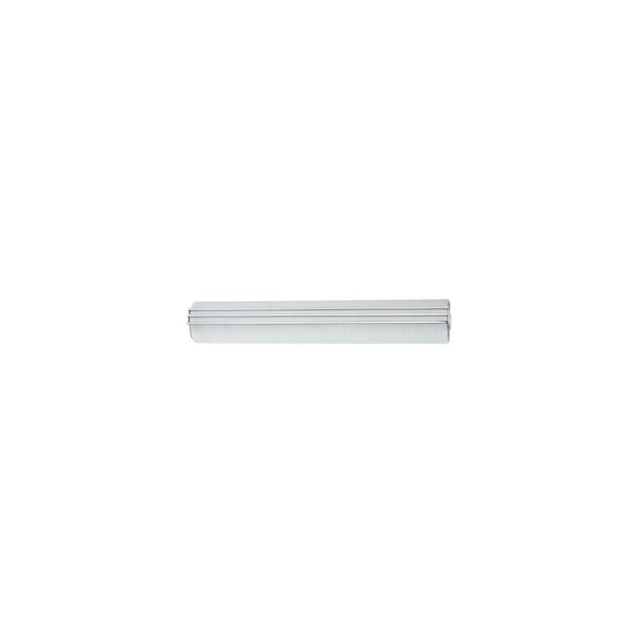 shop kendal lighting michelle chrome bathroom vanity light at lowes com