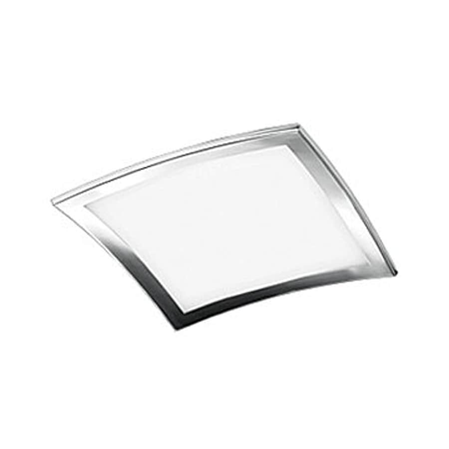 JESCO Envisage 16.125-in W Chrome Flush Mount Light