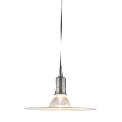 Jesco Suzy Satin Nickel Linear Track Lighting Pendant At