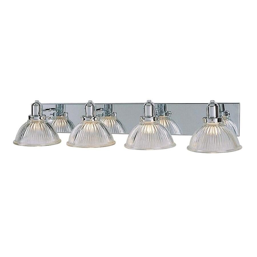 Volume International 4 Light Chrome Bathroom Vanity Light