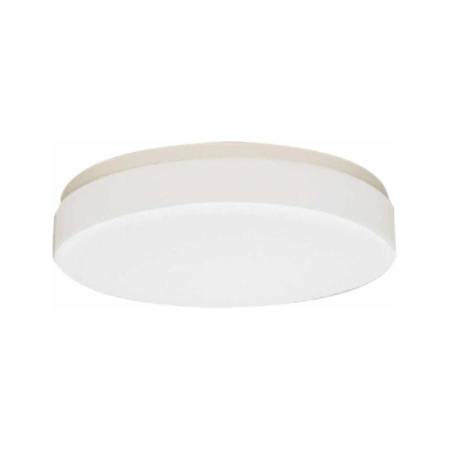 Volume International 14-in W 1-Light White Pocket Hardwired Wall Sconce