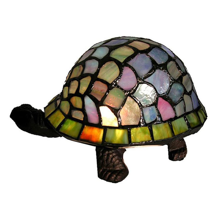 Warehouse of Tiffany 4-in Turtle Light