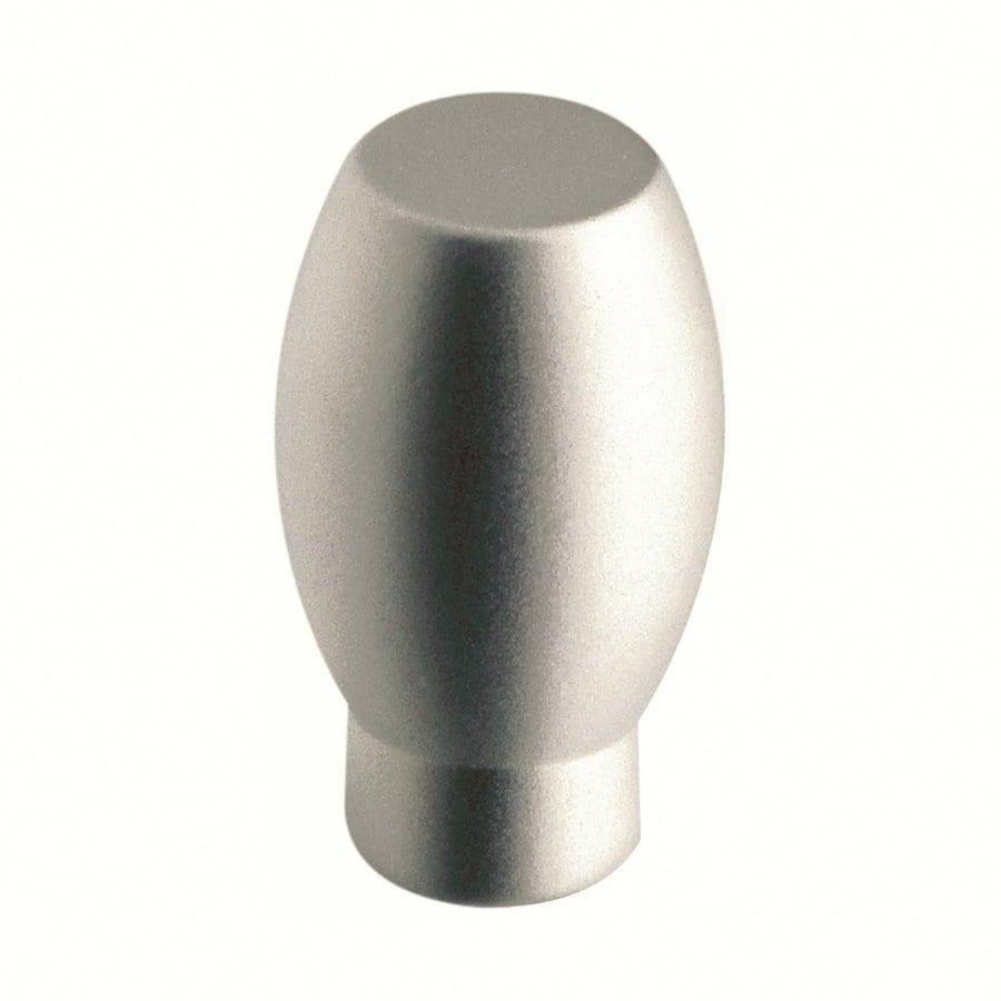 Siro Designs Regis Matte Nickel Round Cabinet Knob