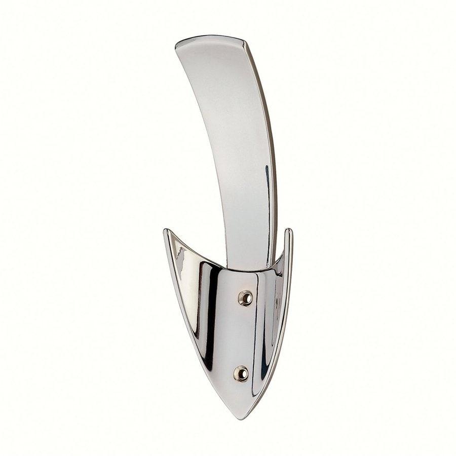 Siro Designs Streamline Bright Chrome Novelty Cabinet Knob