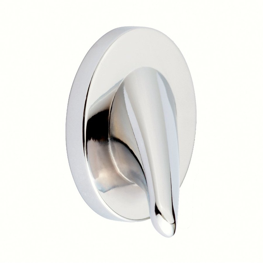 Siro Designs Italian Line Bright Chrome Novelty Cabinet Knob