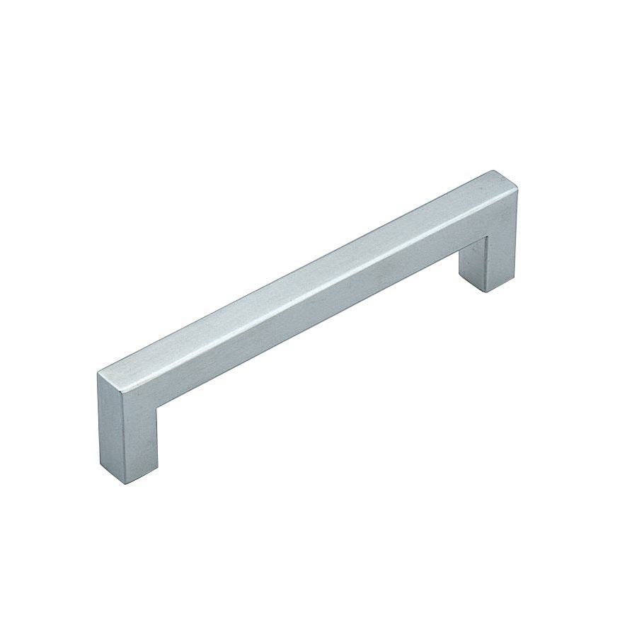 Sugatsune 224mm Center-To-Center Satin Rectangular Cabinet Pull