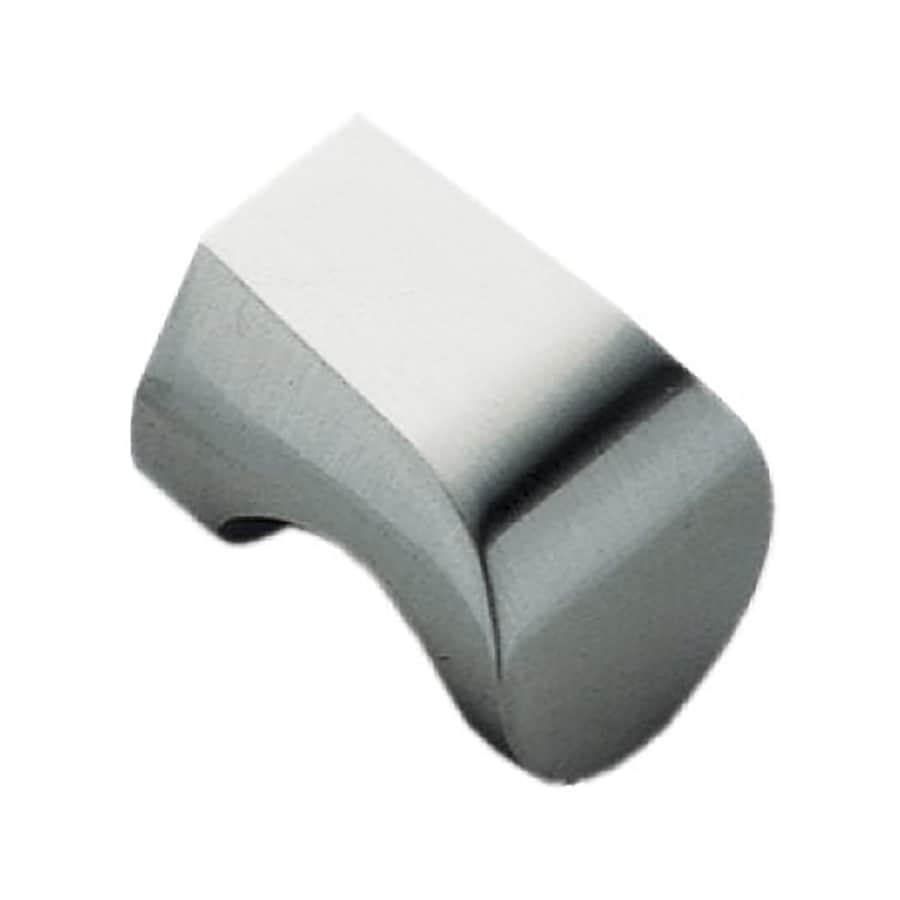 Sugatsune Hook Satin Nickel Rectangular Cabinet Knob
