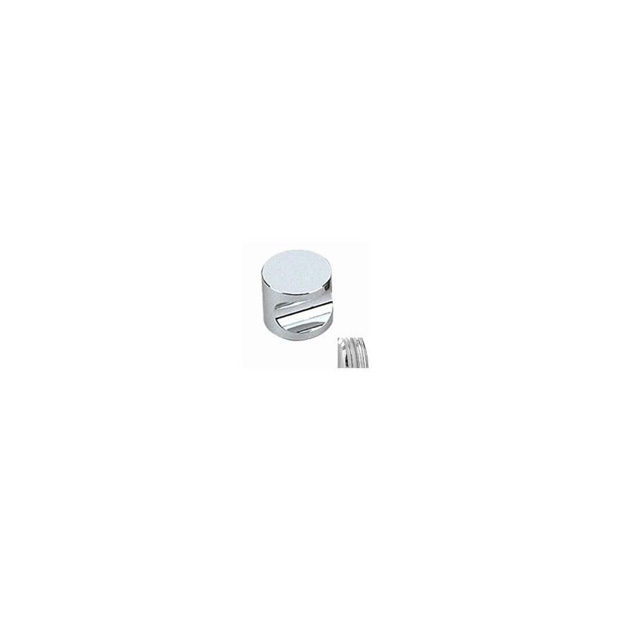 Sugatsune Modern Brass Chrome Novelty Cabinet Knob