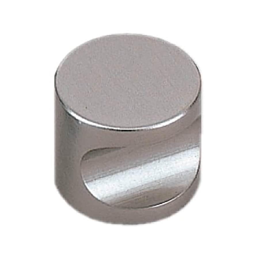 Sugatsune Olmec Satin Nickel Round Cabinet Knob