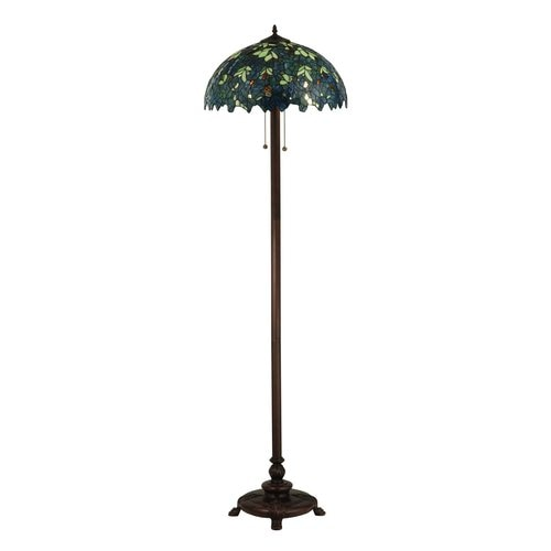 Meyda Tiffany Nightfall Wisteria 63 In Style Indoor
