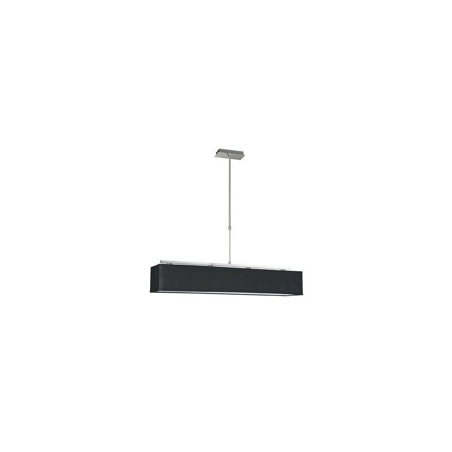 Philips Roomstylers 8.1-in W 4-Light Kitchen Island Light with Fabric Shade
