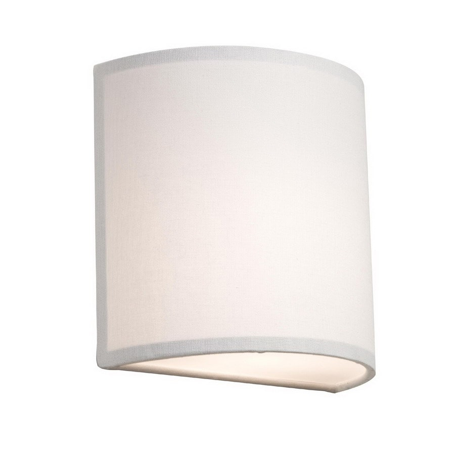 Steven & Chris by Artcraft Mercer Street 10-in W 1-Light Pocket Wall Sconce