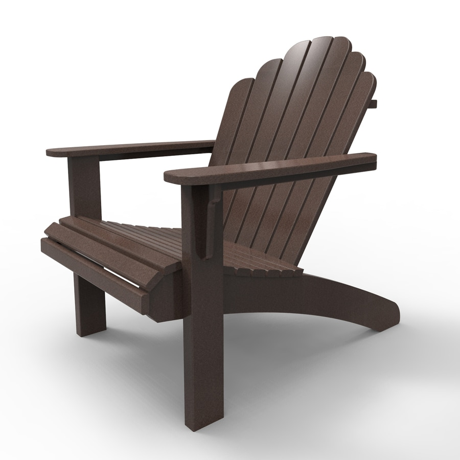 Malibu Outdoor Living Hampton Dark Brown Plastic ... on Lowes Outdoor Living id=49547