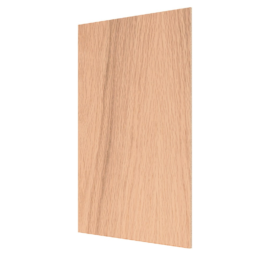Project Source 23.25-in x 34.5-in Brown/Tan Cabinet End Panel