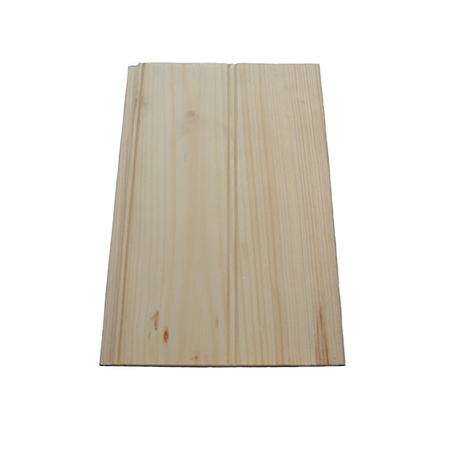 Pattern Stock Eastern White Pine Board