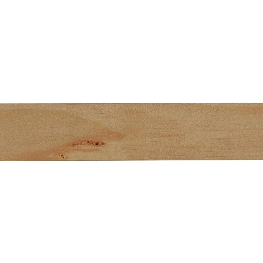 Top Choice (Common: 1-in x 2-in x 4-ft; Actual: 0.7480-in x 1.4803-in x 4-ft) Spruce Pine Fir Board