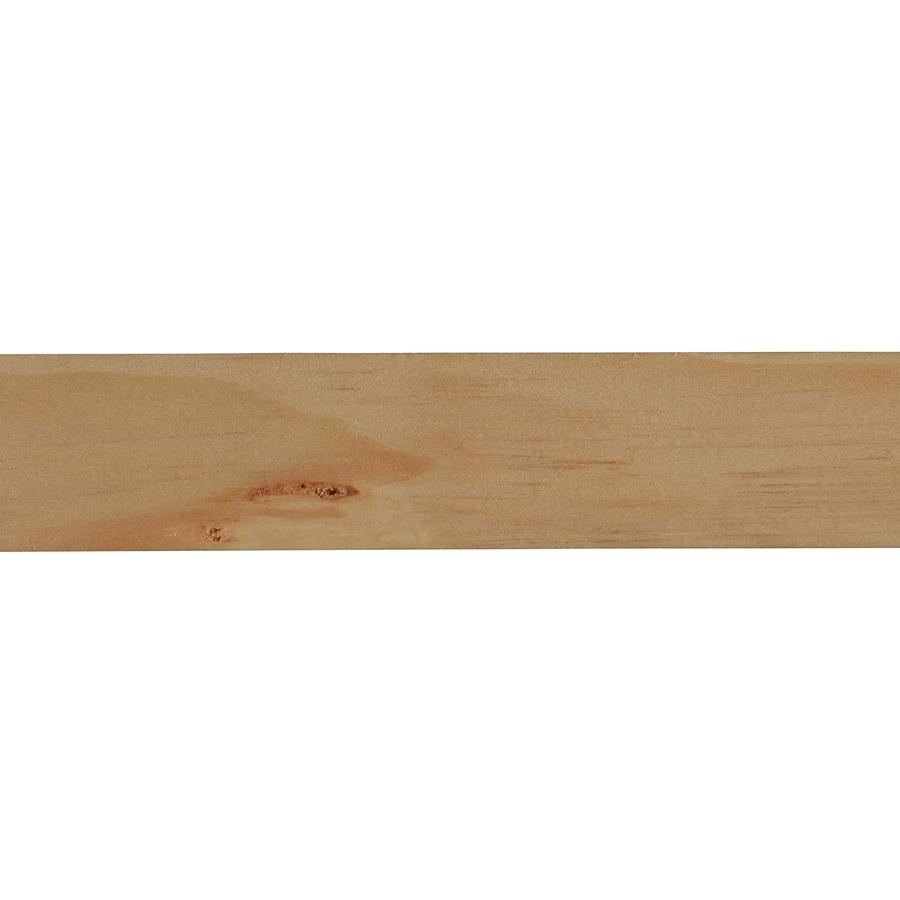 (Common: 1-in x 2-in x 4-ft; Actual: 0.7480-in x 1.4803-in x 4-ft) Spruce Pine Fir Board