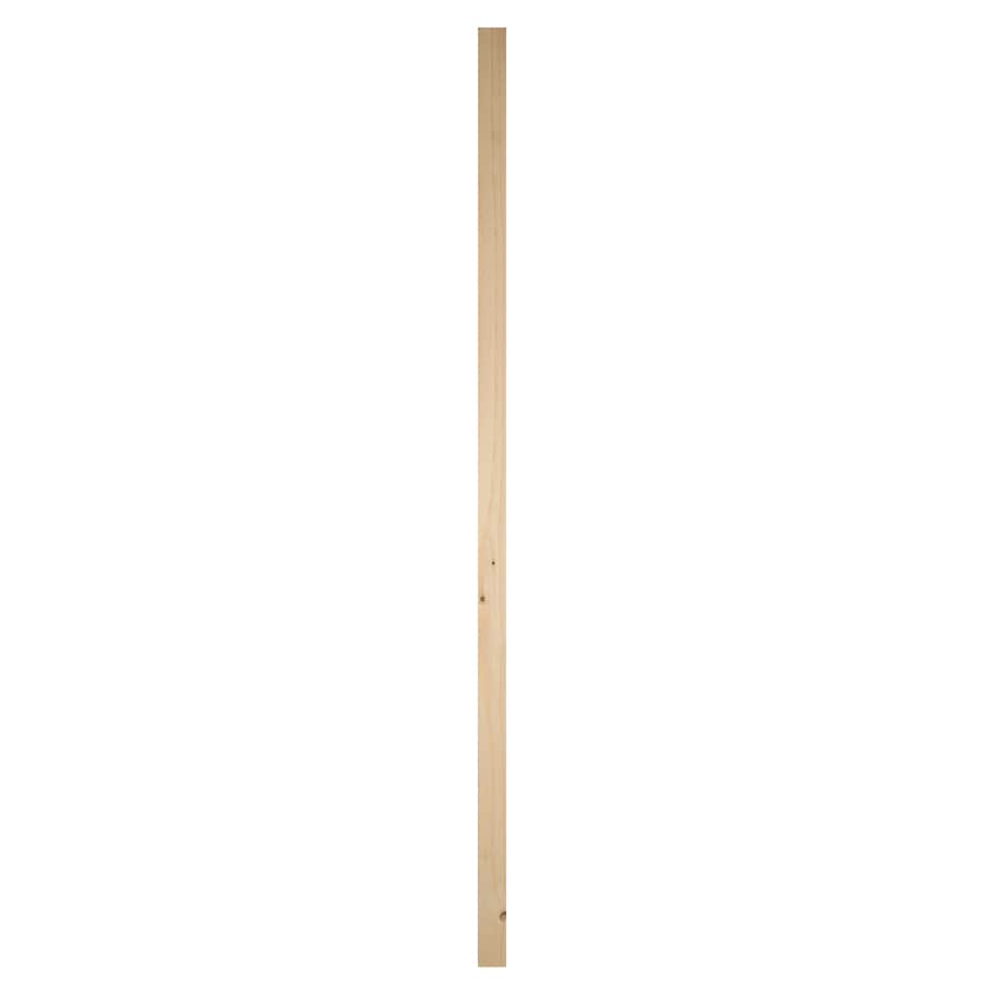 Top Choice (Common: 1-in x 2-in x 6-ft; Actual: 0.7480-in x 1.4803-in x 6-ft) Spruce Pine Fir Board