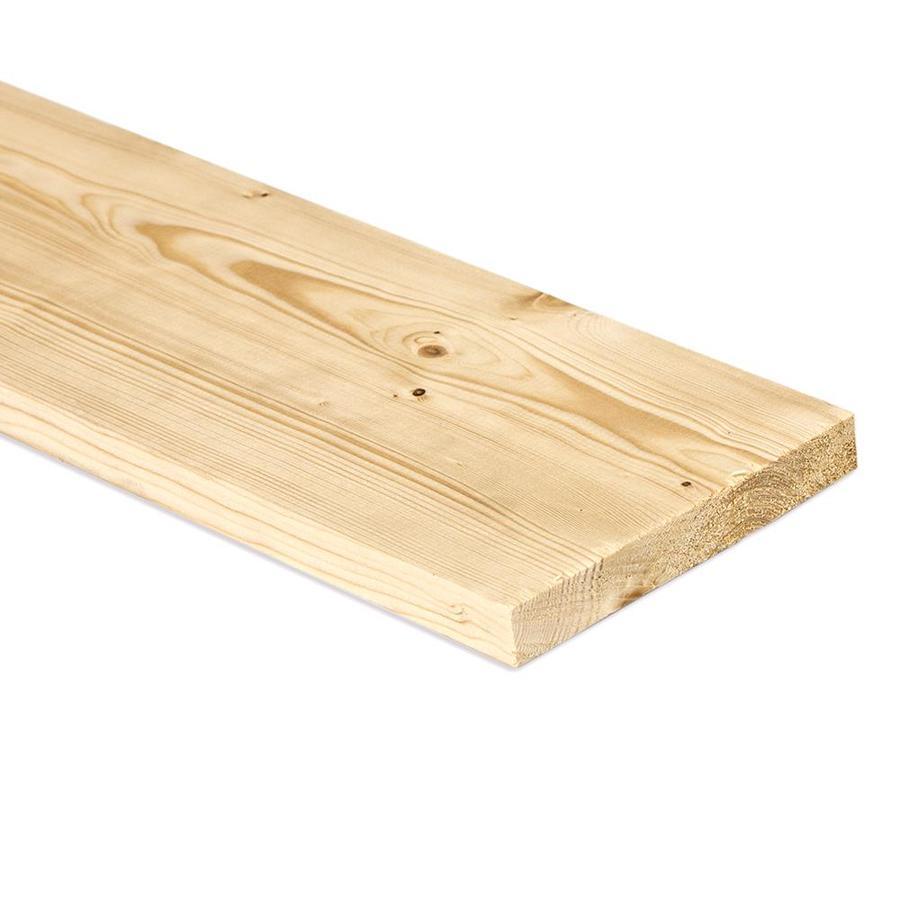 (Common: 1-in x 6-in x 4-ft; Actual: 0.7480-in x 5.4803-in x 4-ft) Spruce Pine Fir Board