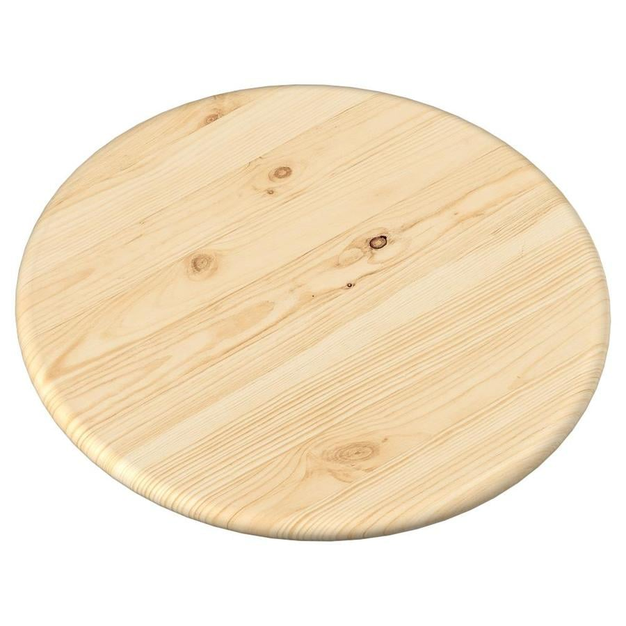 Top Choice (Actual: 0.99-in x 17.98-in x 1.5-ft) Radius Edge Euro Spruce Board