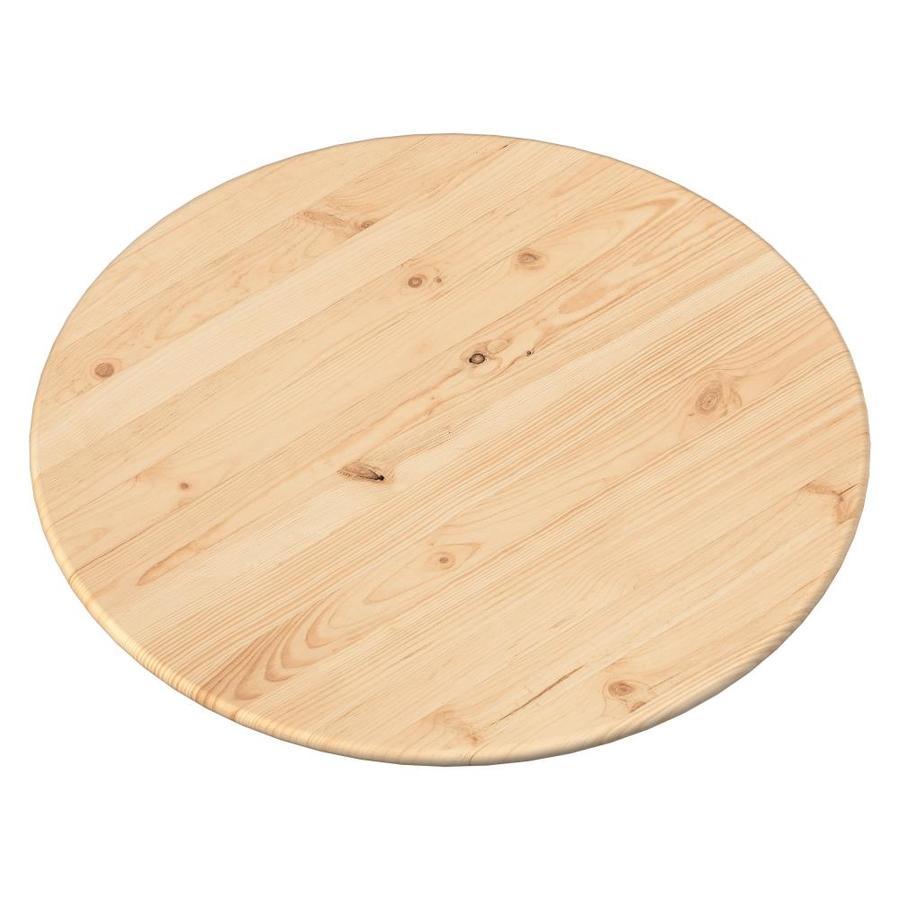 (Actual: 0.99-in x 35.98-in x 3-ft) Radius Edge Euro Spruce Board