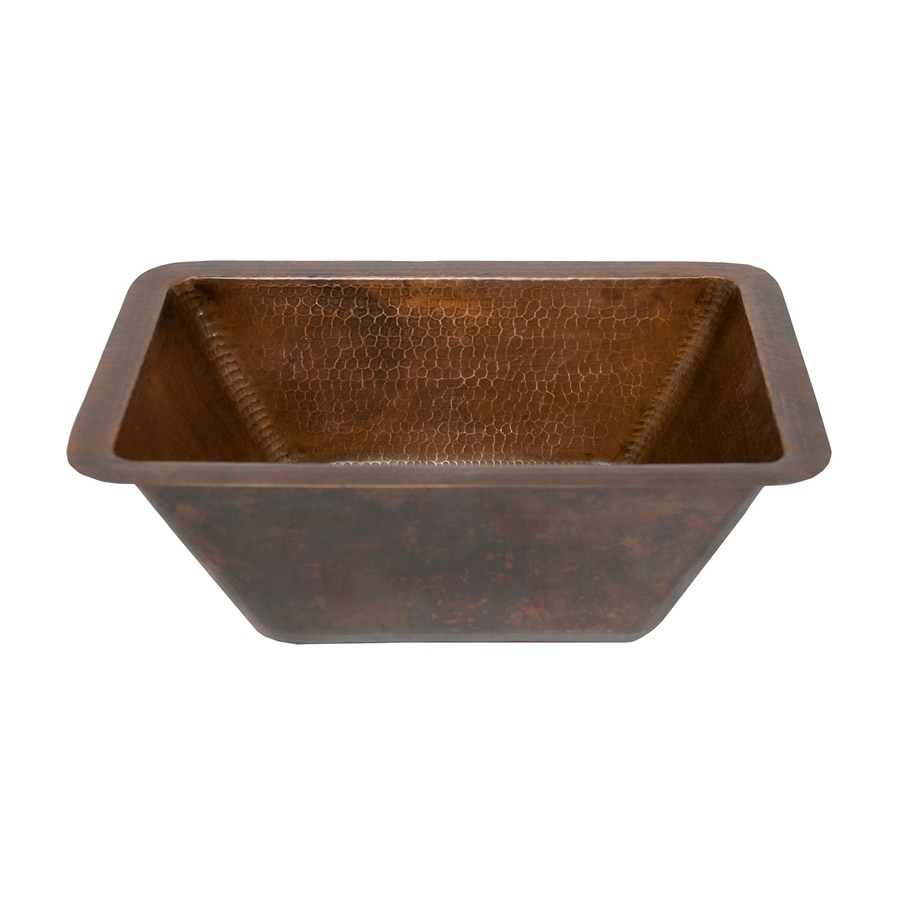 Shop Premier Copper Products Oil Rubbed Bronze Copper