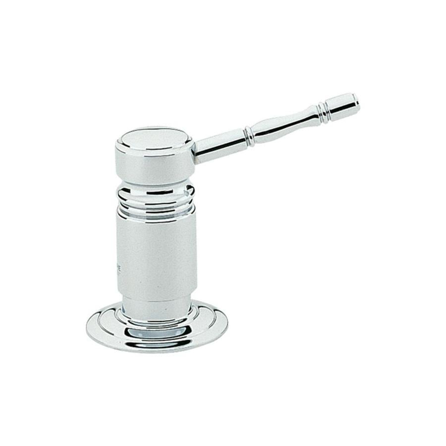 GROHE Starlight Chrome Soap and Lotion Dispenser