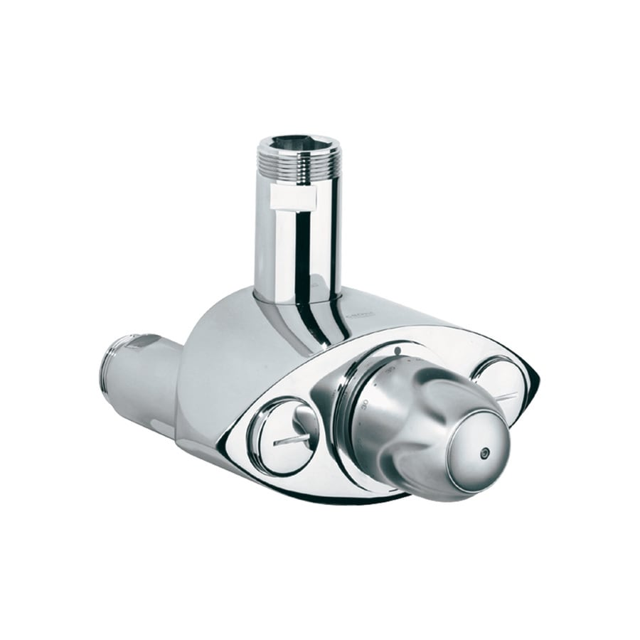 GROHE 1-1/4-in Brass Female In-Line Rough-in Valve