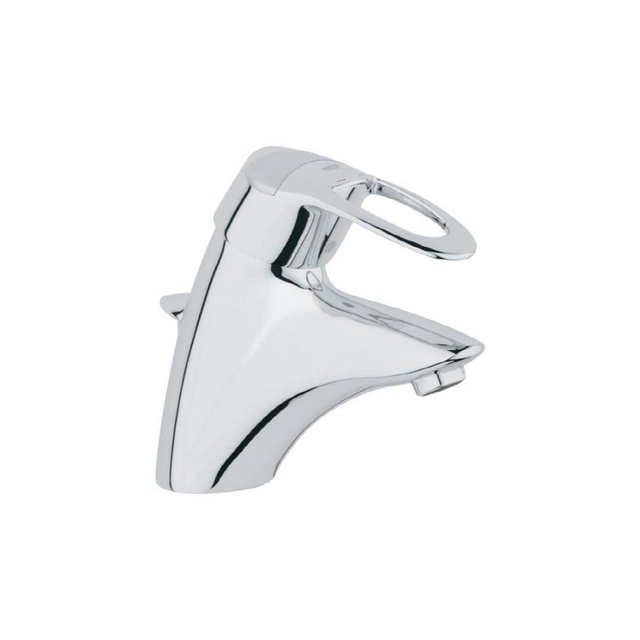 Beau GROHE Chiara Chrome Single Handle Bathroom Faucet