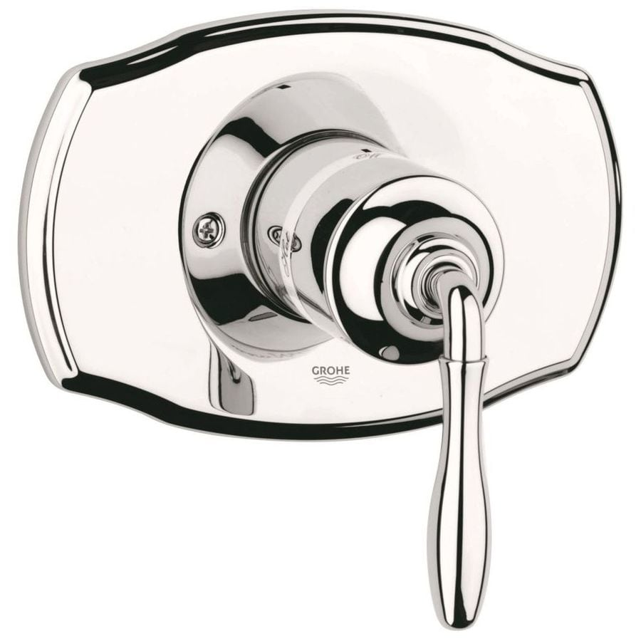 GROHE Grohe 19708BE0 Pressure Balance Valve Trim, Sterling