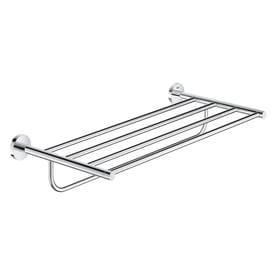 Charmant GROHE Essentials Chrome Brass Towel Rack