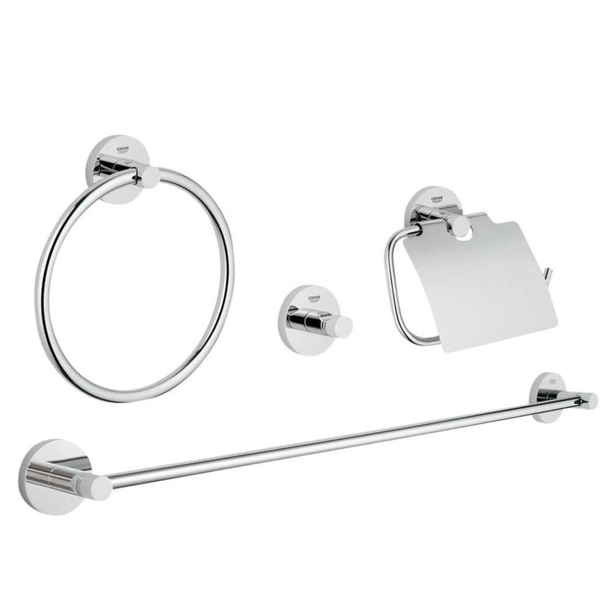 shop decorative bathroom hardware sets at lowes