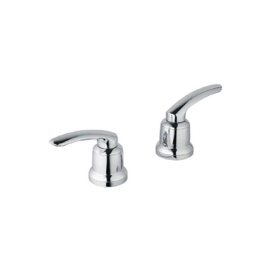 GROHE 2-Pack Chrome Faucet or Bathtub/Shower Handles