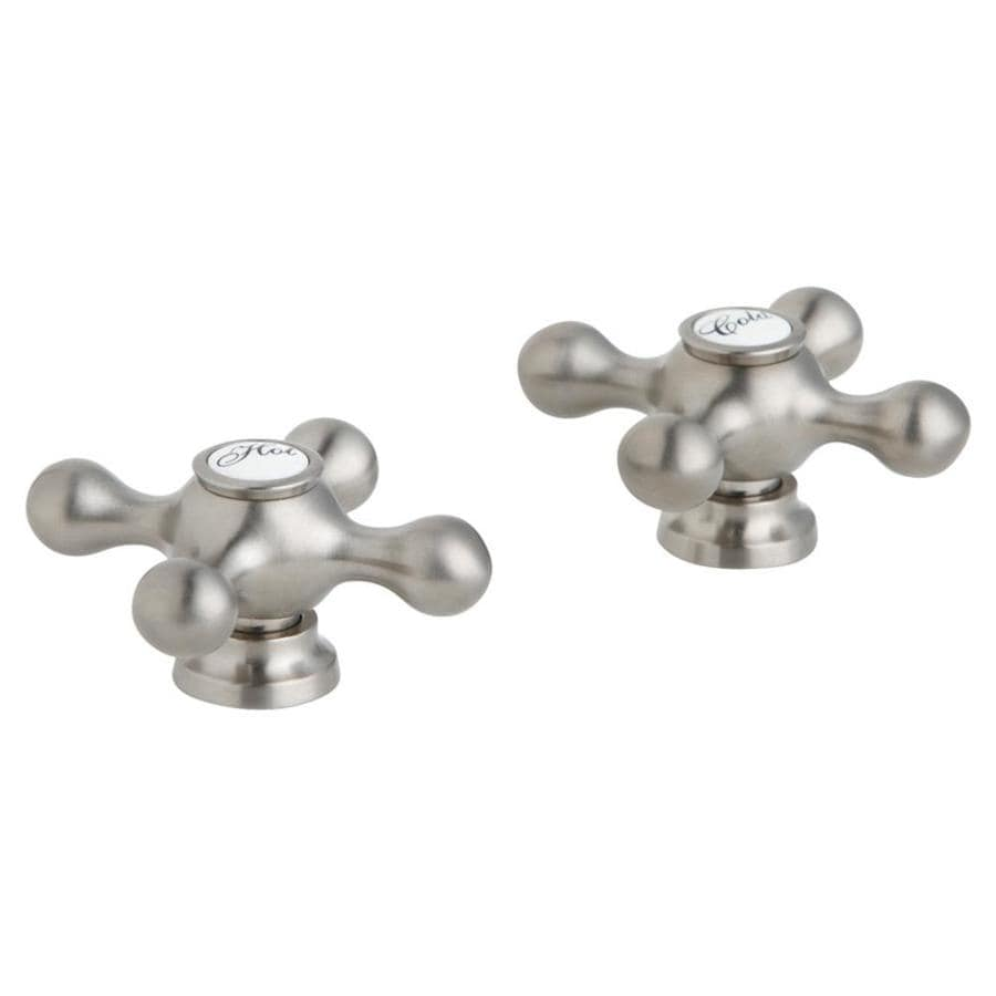 GROHE 2-Pack Nickel Faucet or Tub/Shower Handles