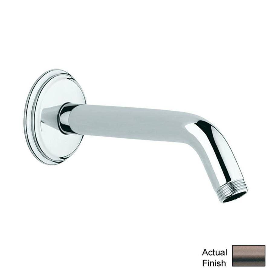 GROHE Oil Rubbed Bronze Shower Arm and Flange